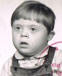 Karol, lat około 5.