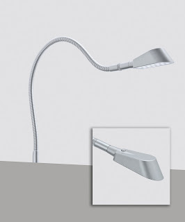 kopps kontor licht und m bel trends led leseleuchten in kalt oder warmlicht mit viel licht. Black Bedroom Furniture Sets. Home Design Ideas
