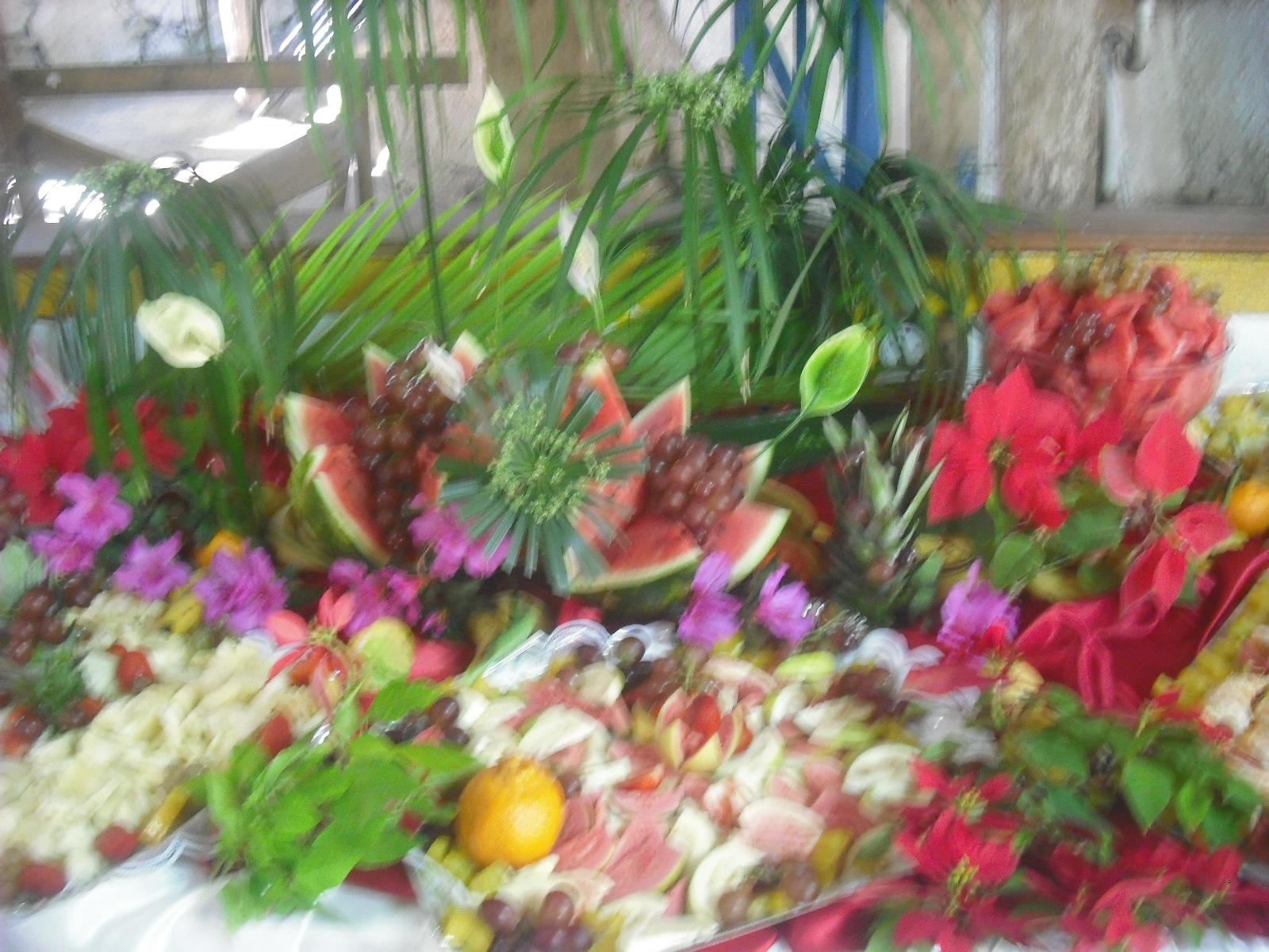Marshmallow Festas: Mesa de Frutas