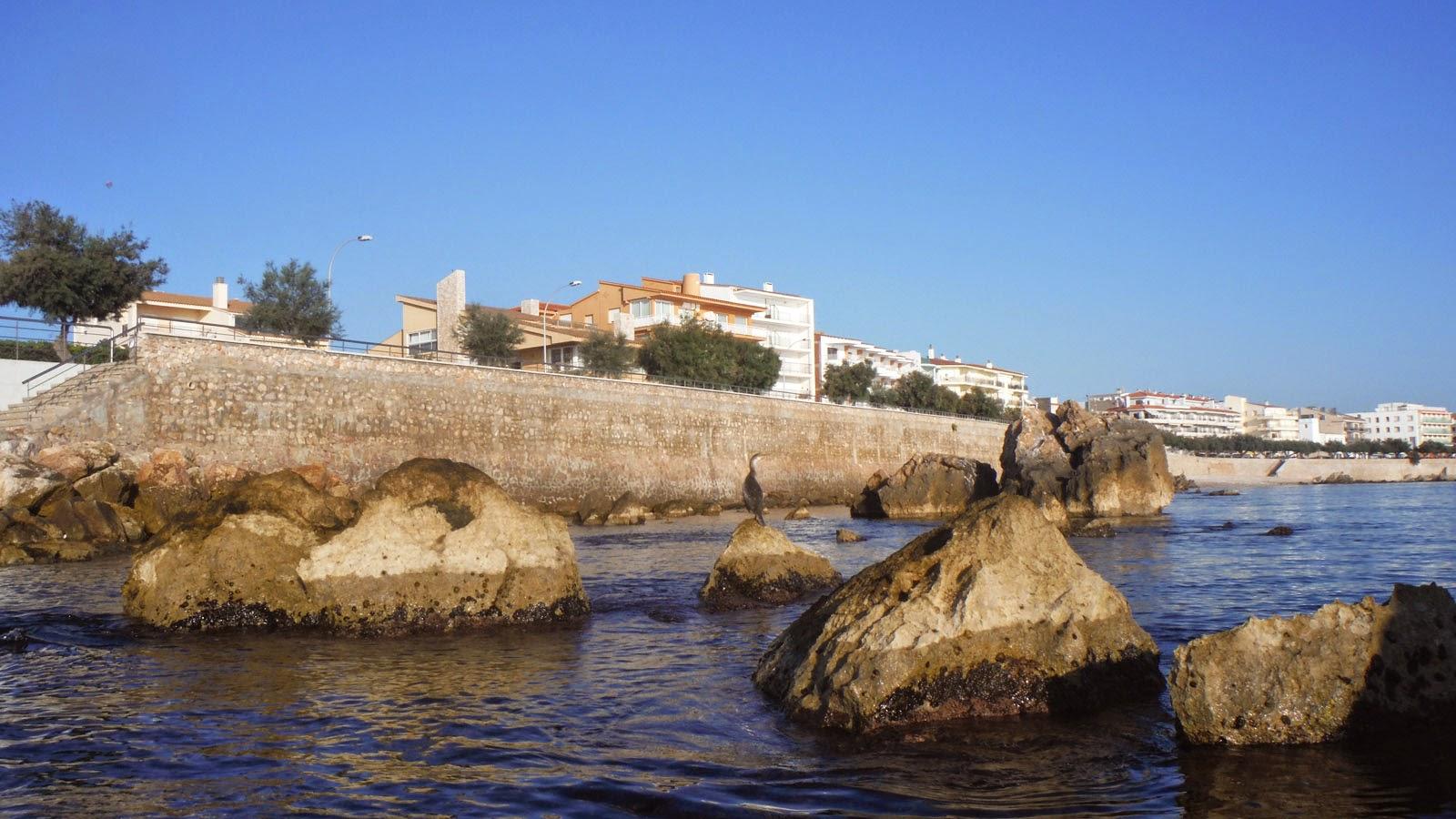 Passeig de Riells (L'Escala) - Pesca i caiac Costa Brava - L'escala