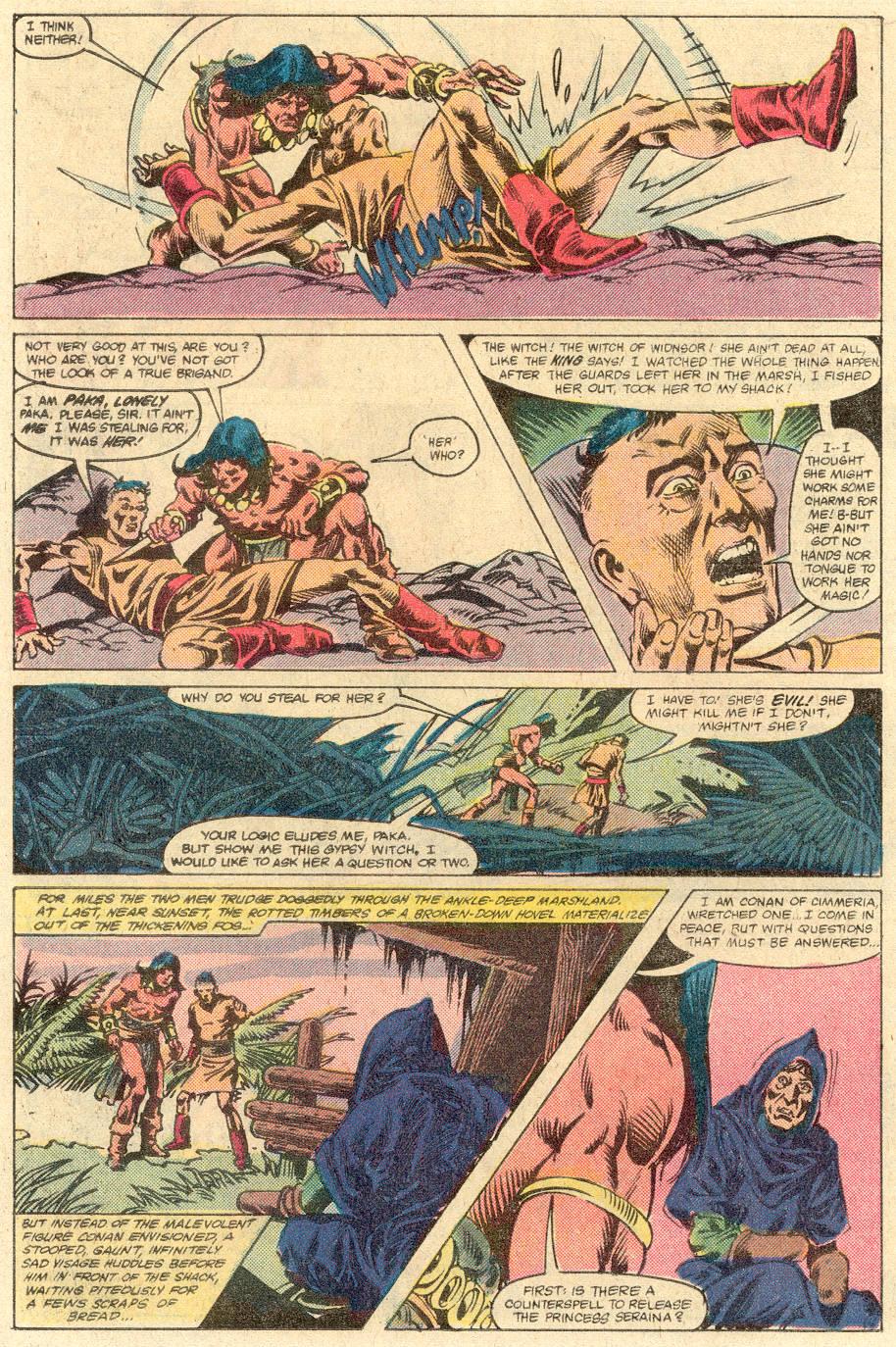Conan the Barbarian (1970) Issue #133 #145 - English 13