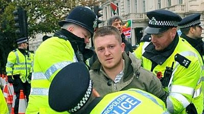 Tommy Robinson and the Metropolitan Police