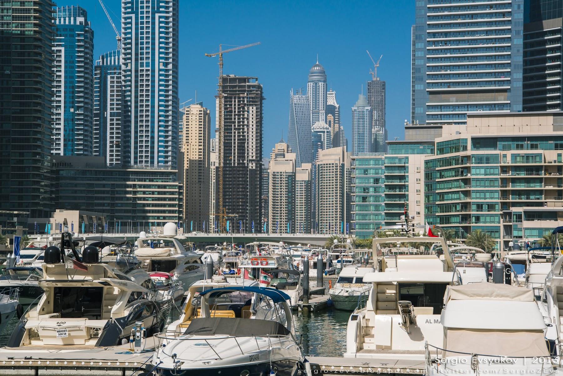 Yachts, Dubai