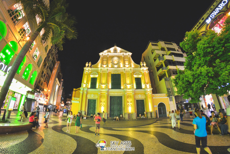St. Domingo's Church Macau