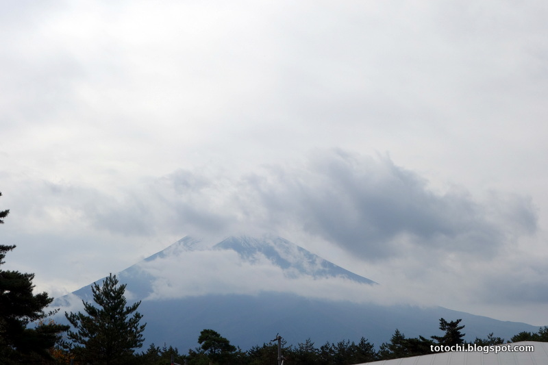 Random Thoughts Asia Trip Day 6 Mt Fuji October 2015