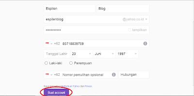 Cara Membuat Email Yahoo Terbaru 2014