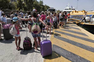 Δωρεάν διακοπές απο τον ΟΑΕΔ με την επιταγή τουρισμού