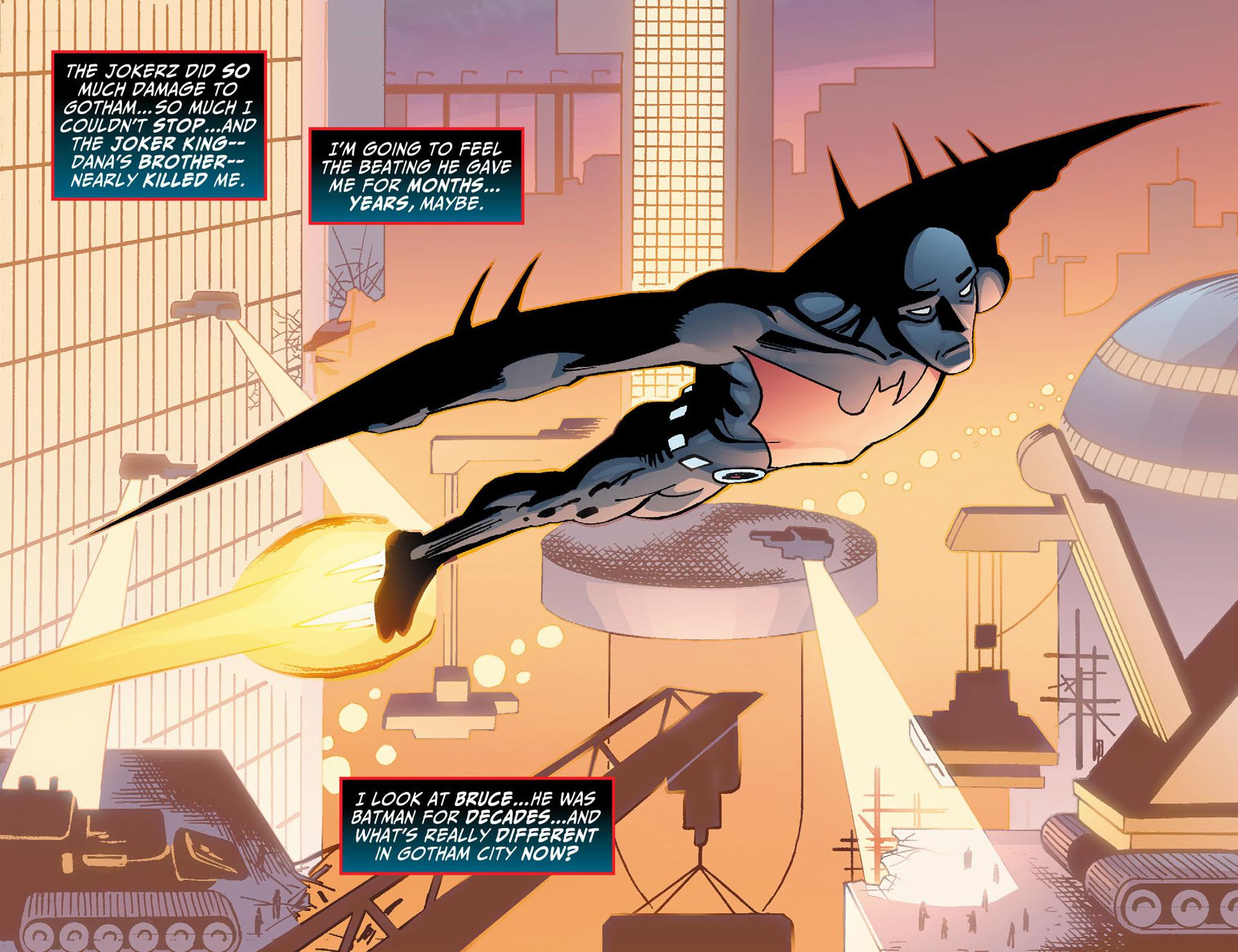 Batman Beyond (2012) Issue #21 #21 - English 13