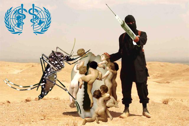 ISIS, diosa de la infertilidad hollycapitalista