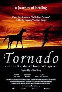 descargar Tornado and the Kalahari Horse Whisperer en Español Latino