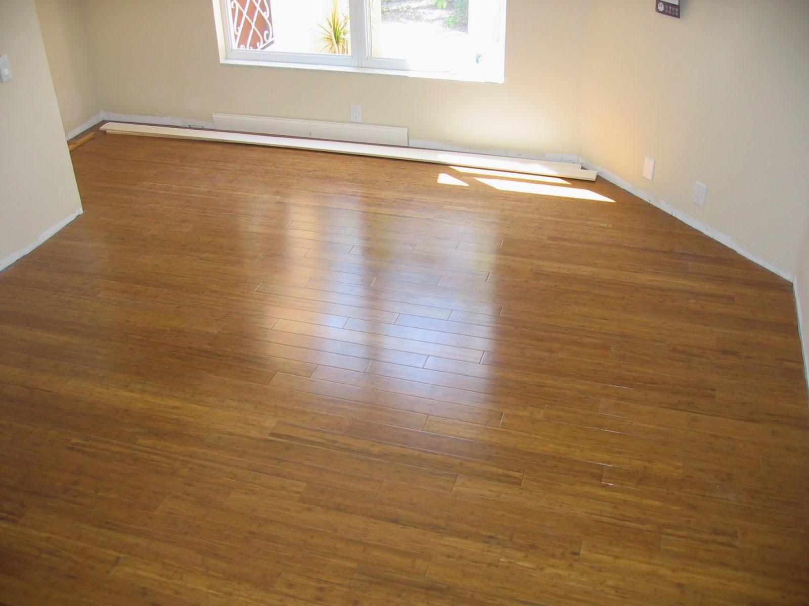 Tile Sarasota Bamboo Wood Floor Installed In Sarasota Home