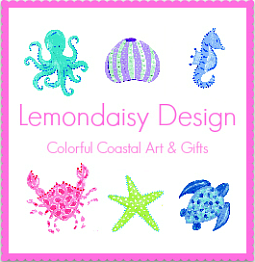 Lemondaisy Coastal Art and Crafts