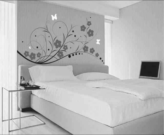 Wall Painting Ideas For Master Bedroom