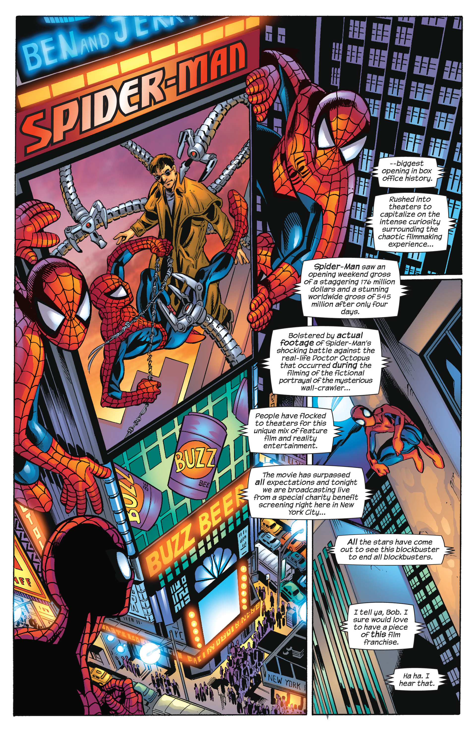 Ultimate Spider-Man (2000) Issue #59 #63 - English 20