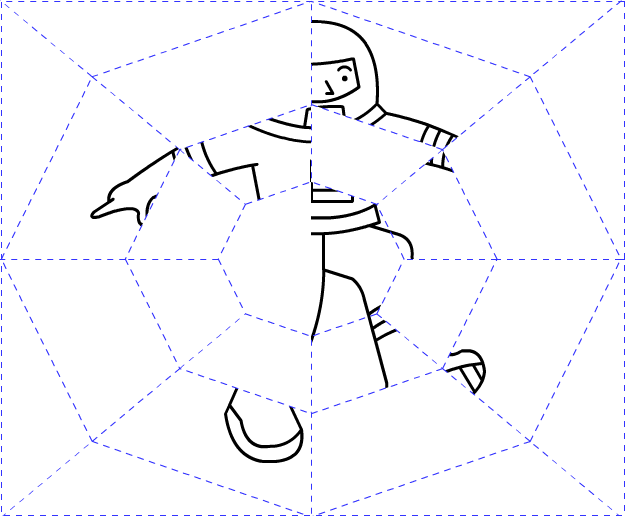 Astronaut Coloring Pages