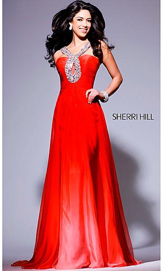 2011 sherri hill prom dress 1002
