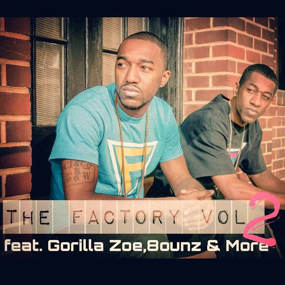 CLICK THIS PICTURE AND LISTEN TO : THE FACTORY VOL. 2 ALBUM coming soon