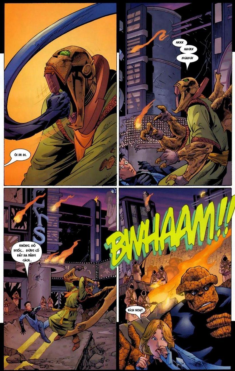 Ultimate Fantastic Four chap 18 - Trang 16