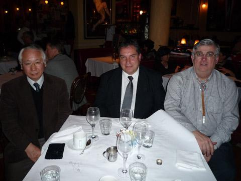 Shoji Tominaga, Gabriel Marcu, John McCann