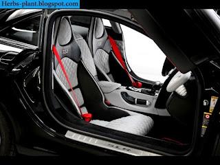 Mercedes slr 722 interior - صور مرسيدس slr 722 من الداخل