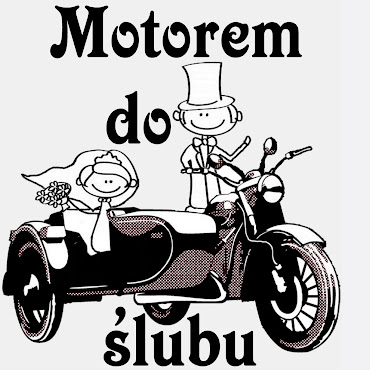 Motorem do ślubu