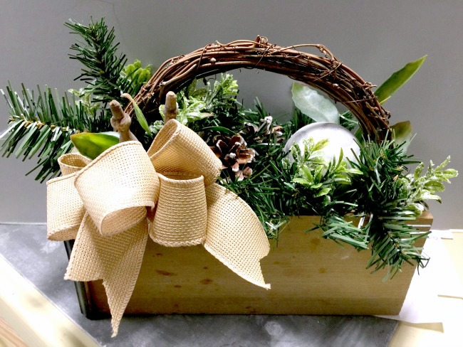 homeroad Sewing Machine Drawer Christmas Centerpieces