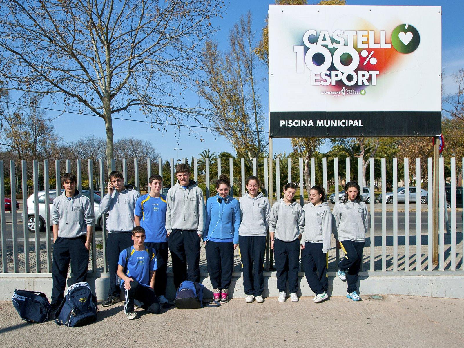 Club natacion benicarlo np16 control provincial 07 en for Piscina olimpica castellon
