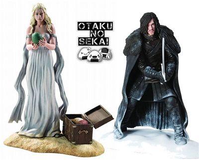 Game of Thrones - Estatuas