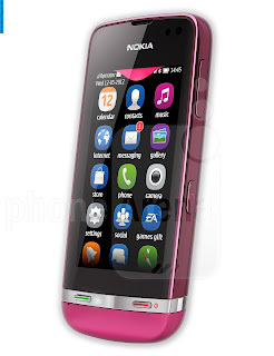 Nokia Asha 311 - صور موبايل نوكيا اشا 311