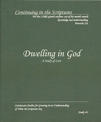 Dwelling in God: A Study of Love