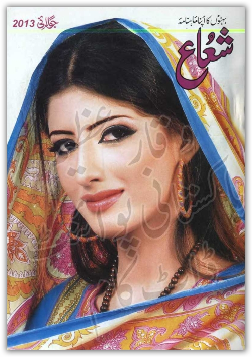 Shuaa Digest July 2013 Free Download