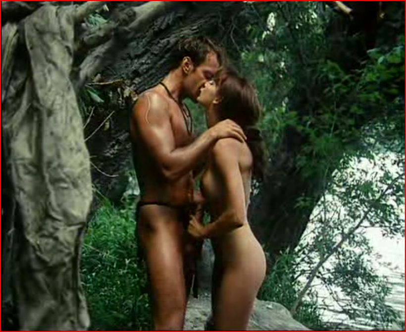 Tarzan porn movie jane