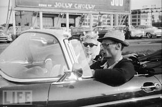 Daytime Drive #vintage #marilyn #monroe