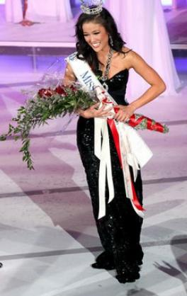 Miss Oklahoma 2012 Alicia Clifton