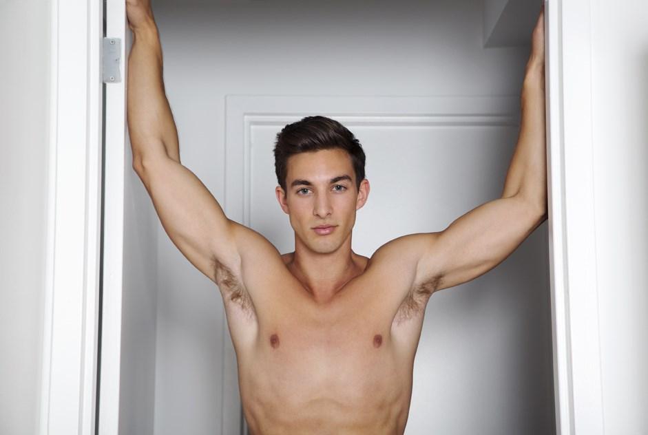 Adam raphael naked