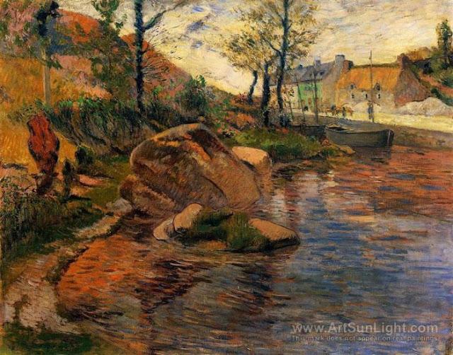 mic-golf-in-fata-portului-pont-aven-de-paul-gauguin-1888