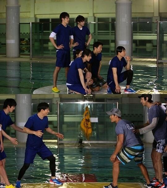 [Photos] Jonghyun dans l'émission Running Man RM03