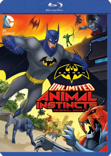 Batman Ilimitado: Instinto Animal (2015) DVDRip Latino