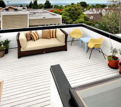 Fotos de terrazas terrazas y jardines fotos de terrazas for Modelos de ceramicas para terrazas