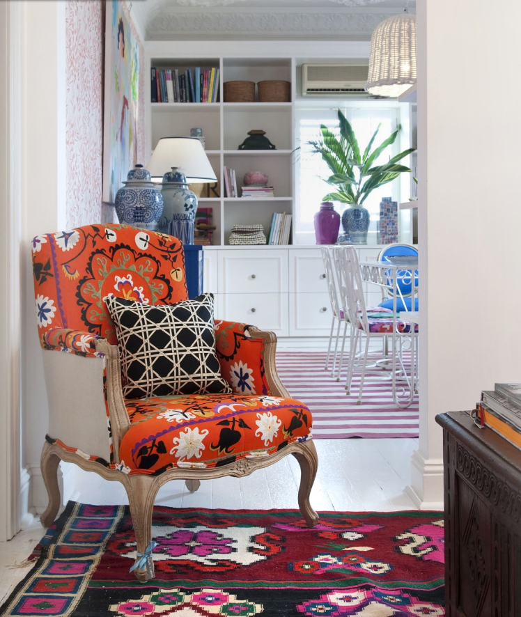 Fabulous living rooms for every mood and taste decorology for Modern eclectic living room