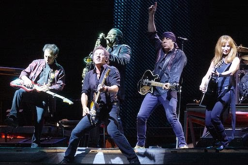 Bruce Springsteen live image