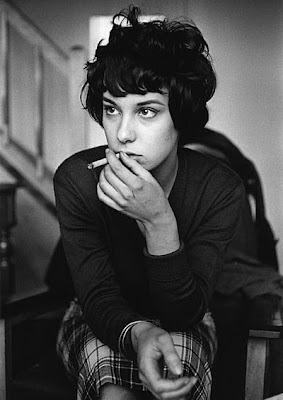 Smokey French New Wave Actor (Actress)