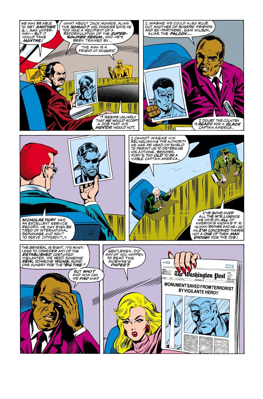 Captain America (1968) Issue #333 #262 - English 5
