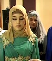 Амина Джабаева - чеченская модель. Хиджаб