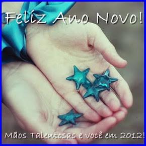 Selinho de Ano Novo. 2012