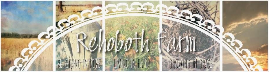REHOBOTH FARM