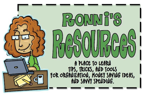 Ronni&#39;s Resources