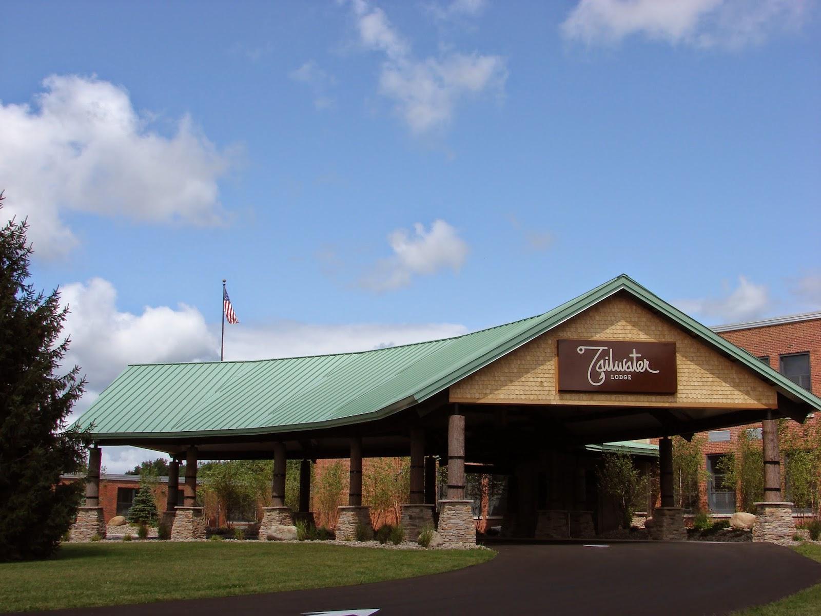Sandra Scott 39 S Travel Columns Tailwater Lodge In Altmar New York
