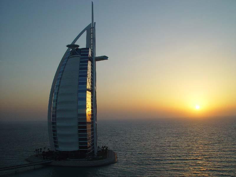 K O T O N O G O The Burj Al Arab