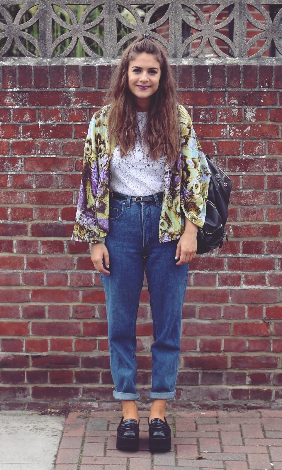 College Student Fashion Bloggers